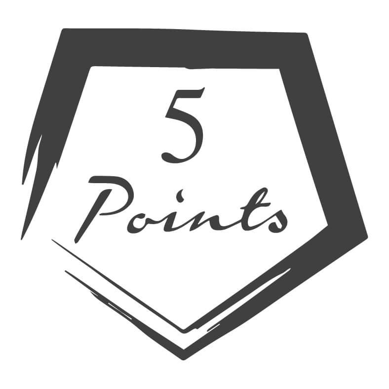 Κατάλογος 5 Points